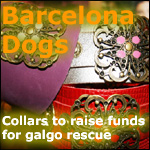 Galgo collars